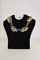 Ожерелье с натуральными камнями, авторская работа, фото 1