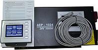 Инвертор Altek AEP-2024, 2000W/24V с функцией ИБП, фото 1