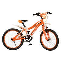 Велосипед PROFI детский 20 д. SX20-19-3 оранжевый