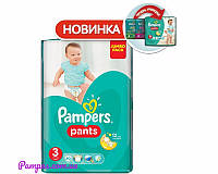 Подгузники-трусики Pampers Pants Midi 3 (6-11 кг) Jumbo Pack, 60 шт.
