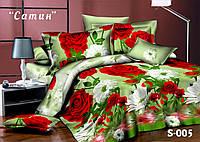Комплект постельного белья Тет-А-Тет евро  S-005