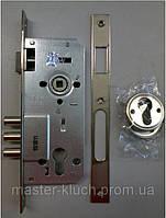 Дверной замок  Kale 2000  никель