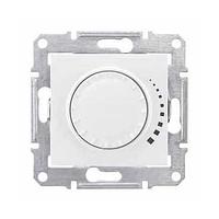 Диммер (светорегулятор) SCHNEIDER Sedna SDN2200521 проходной, для индуктивной нагрузки 60-500Вт/ВА,белый