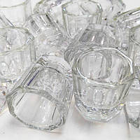 Поступление стеклянных стаканчиков для окрашивания бровей и ресниц