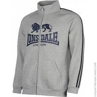 Толстовка (худи) Lonsdale Full Zip Jacket L, серый (554020)