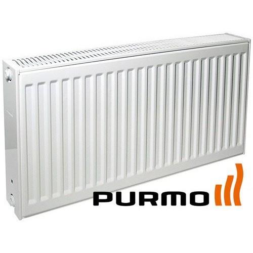 Стальные радиаторы Purmo тип 22, высота 500, нижнее подключение