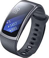 Мобильное устройство Samsung Gear Fit2 R360 L Dark Grey