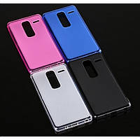 Силиконовый чехол LG L7 II Dual/P715 Blue