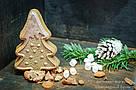 """Шоколадные фигурки """"Новогодняя ёлка"""", 50г., фото 3"""