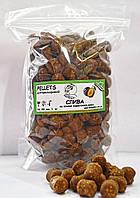 Pellets долгорастворимый Слива 16 мм 1 кг