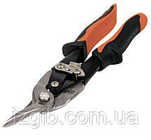 Ножницы по металлу, левый рез (1045-1050 сталь)