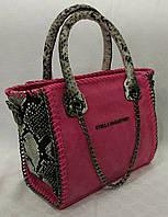 Сумка брендовая Stella McCartney Стелла МкКартни розовая мини