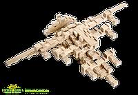 Деревянный констуктор для развития детей Фантазія 120 деталей