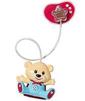 Интерактивная Соска с мишкой для куклы Baby Born 819258M