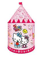 """Палатка детская игровая для девочки SG7033 Hello Kitty """"Шатер"""" 96*96*135 см"""