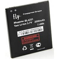 Батарея Fly IQ450 BL4251 2000mAh оригинал
