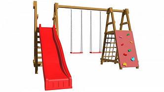 Детская спортивная  площадка Sportbaby-5, фото 2