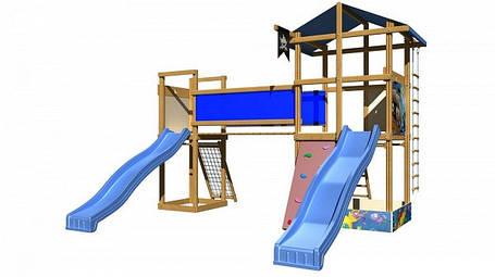 Детская спортивная  площадка Sportbaby-11, фото 2