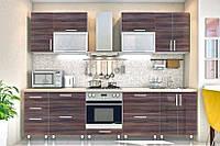 Кухня Hihg Gloss / Хьюго Глосс (Мебель стар) палисандр, фото 1