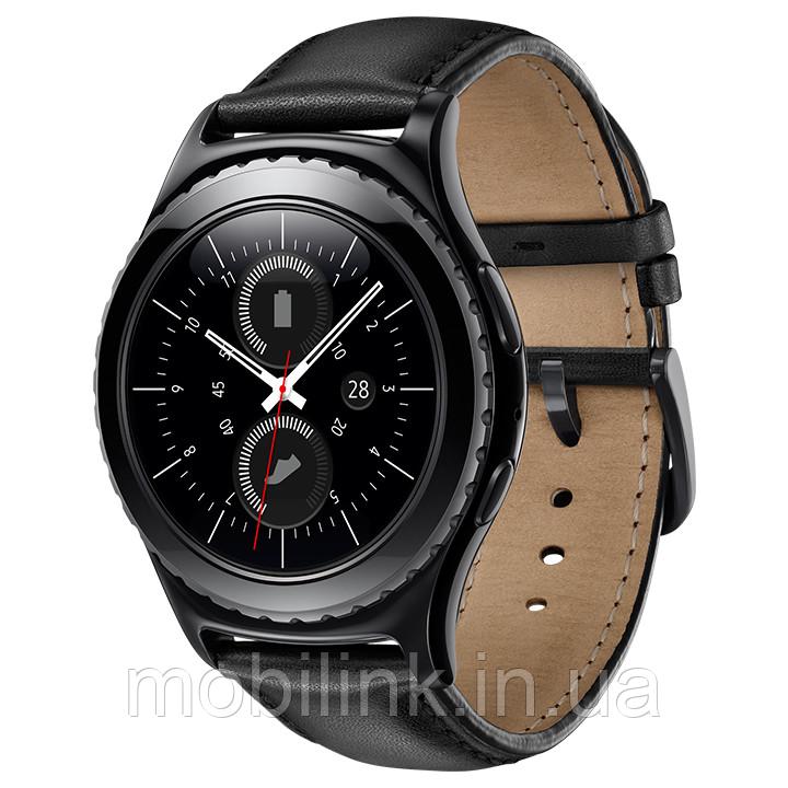 Мобильное устройство Samsung Gear S2 classic SM-R7320 Black
