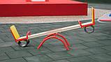 Покрытие для детских площадок - ТРАВМОБЕЗОПАСНАЯ РЕЗИНОВАЯ ПЛИТКА, фото 2