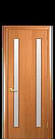 Дверное полотно: Вера. Исполнение: со стеклом Сатин.