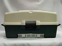 Ящик Карповый 2-х полочный