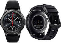 Смарт-часы Samsung Gear S3 Frontier Dark Gray  официальные, фото 1