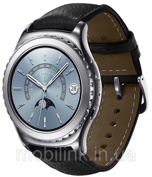 Мобильное устройство Samsung Gear S2 Premium SM-R7320 Platinum