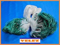 Сеть рыбацкая одностенка (дробинка) 1.6х60м ячея 27