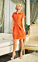 Стильное женское платье для повседневной носки