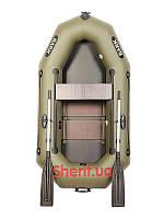 Одноместная гребная лодка со сдвижным сидением Bark B-220CD