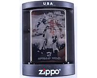 Зажигалка бензиновая Zippo OPTIMUS-PRIME