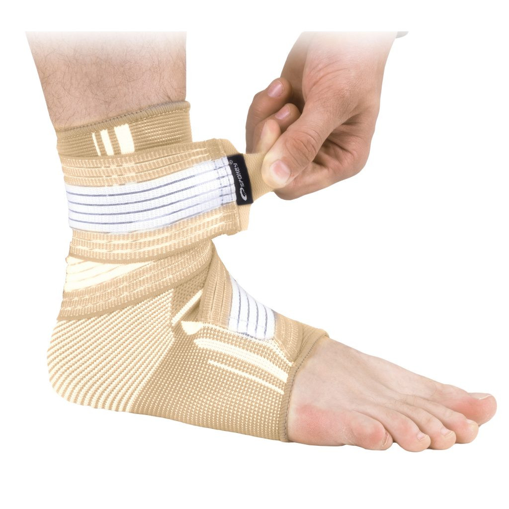 Фиксатор голеностопного сустава спортивный ударила локоть болит рука