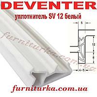 Уплотнитель оконный Deventer SV 12 белый