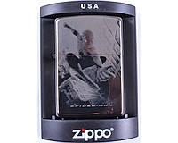 Зажигалка бензиновая Zippo Spider-Man