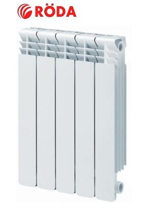 Алюминиевые радиаторы (батареи) RODA NSR-037