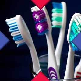 Зубные щетки для взрослых