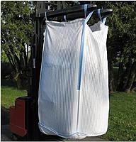 Биг бег большой мешок  4 петлевой с ткани стропы