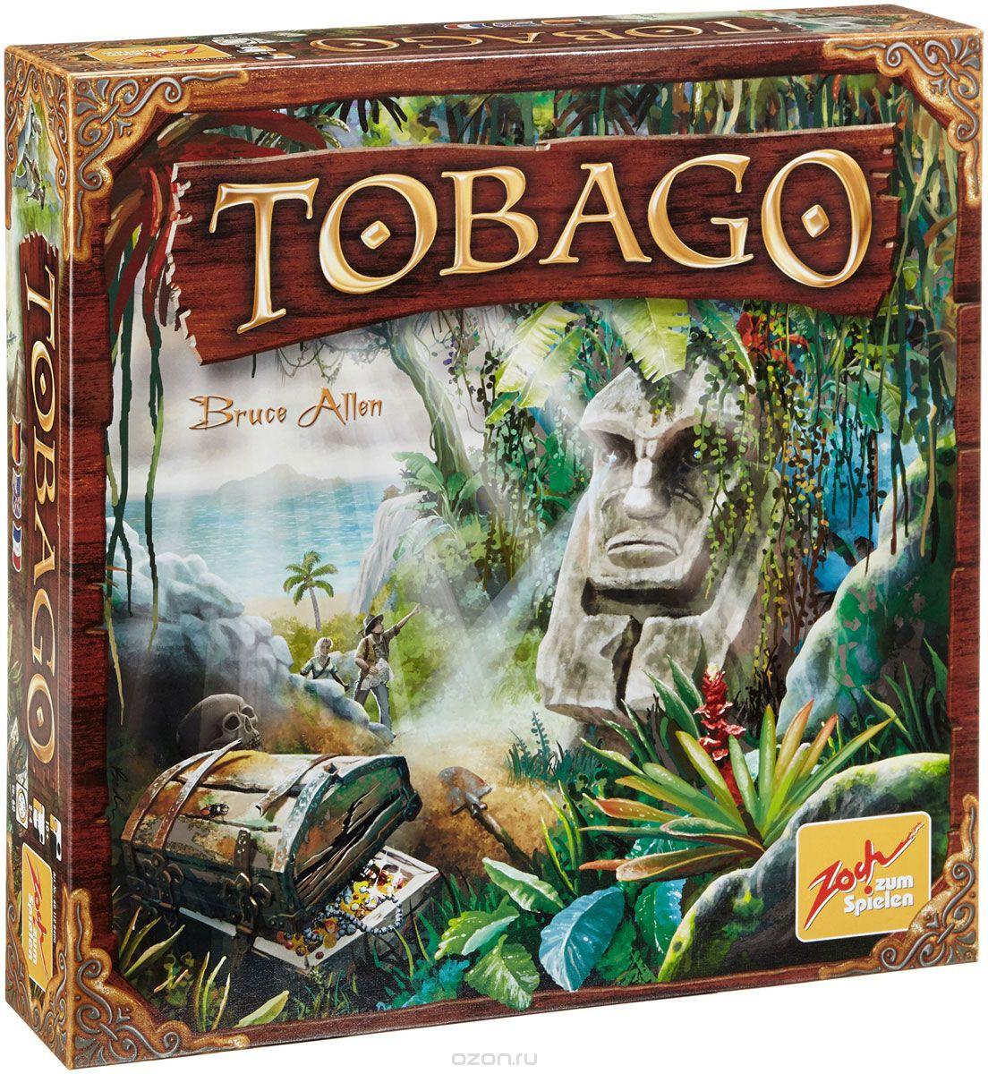 Настольная игра Tobago (Тобаго)