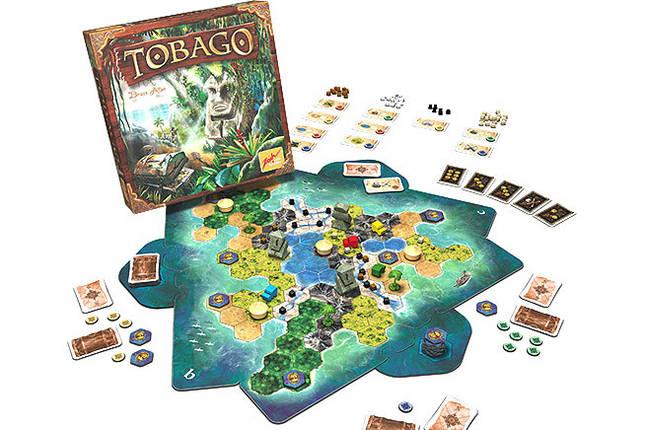 Настольная игра Tobago (Тобаго), фото 2