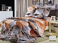 Семейный комплект постельного белья ELWAY 3776 сатин