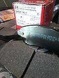 Тормозные колодки Honda CR-V (RE, 2006- ) передние производителя Zimmermann (Германия), фото 3
