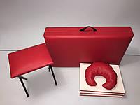 Кушетка+этажека+стул+подушка красный