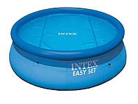 Тент 29020  для  круглого бассейна  244 см Intex