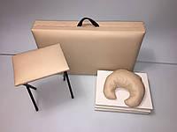 Кушетка этажерка подушка стул (слон.кость)