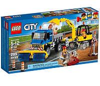 LEGO® City Уборочная техника 60152