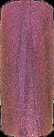Гель цветной Nail Art Raspberry Glitter, 7 гр. Гель Малиновый блеск. Гель для дизайна ногтей.