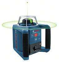 Вращающийся Нивелир Bosch grl 300hvg + lr 1g+ bt 300 hd + gr240