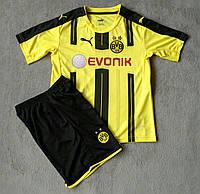 Детская футбольная форма Puma  Borussia Dortmund 2016-17